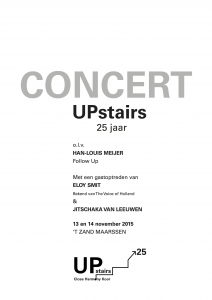 Programma UPstairs posterA5