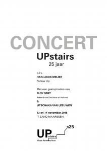 Programma UPstairs posterA5